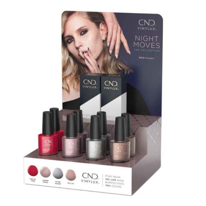 CND Vinylux 362 Cherry Apple   Beauty Couture Ireland
