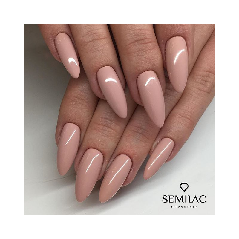 Semilac UV Gel Polish Frappe 135   Beauty Couture Ireland
