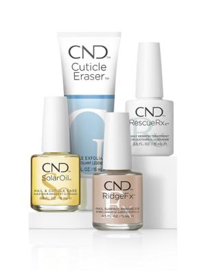 Nail Treatments & Cuticle Care